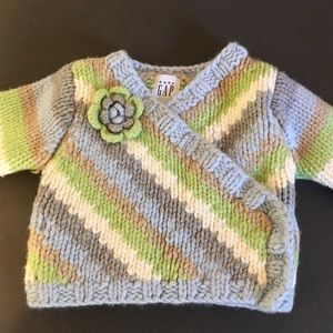 BABY GAP 12-18 months CABLE KNIT SWEATER
